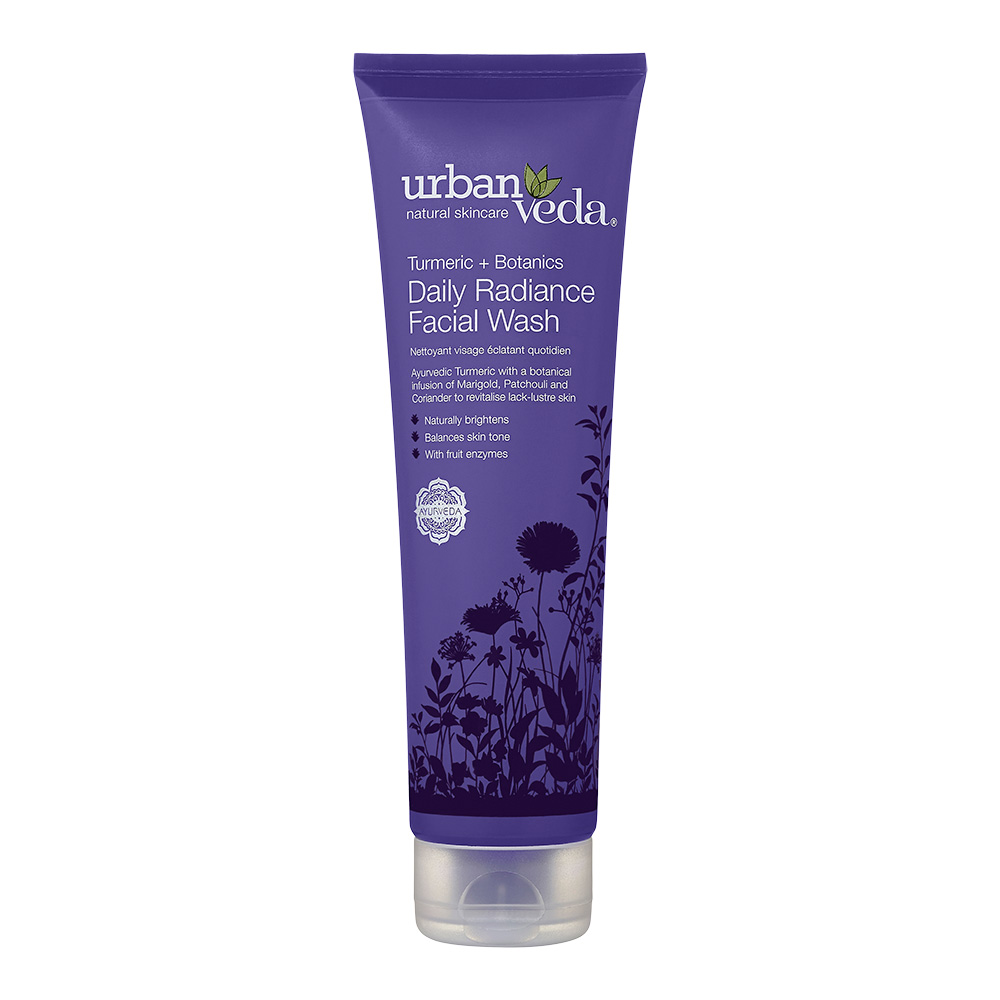 Urban Veda Radiance Facial Wash