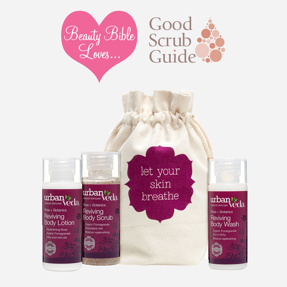 Reviving Body Deluxe Travel Set