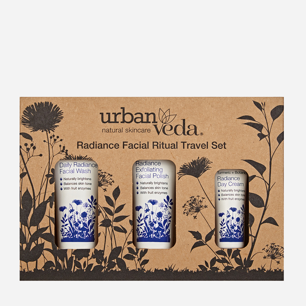 Radiance Facial Ritual Travel Set