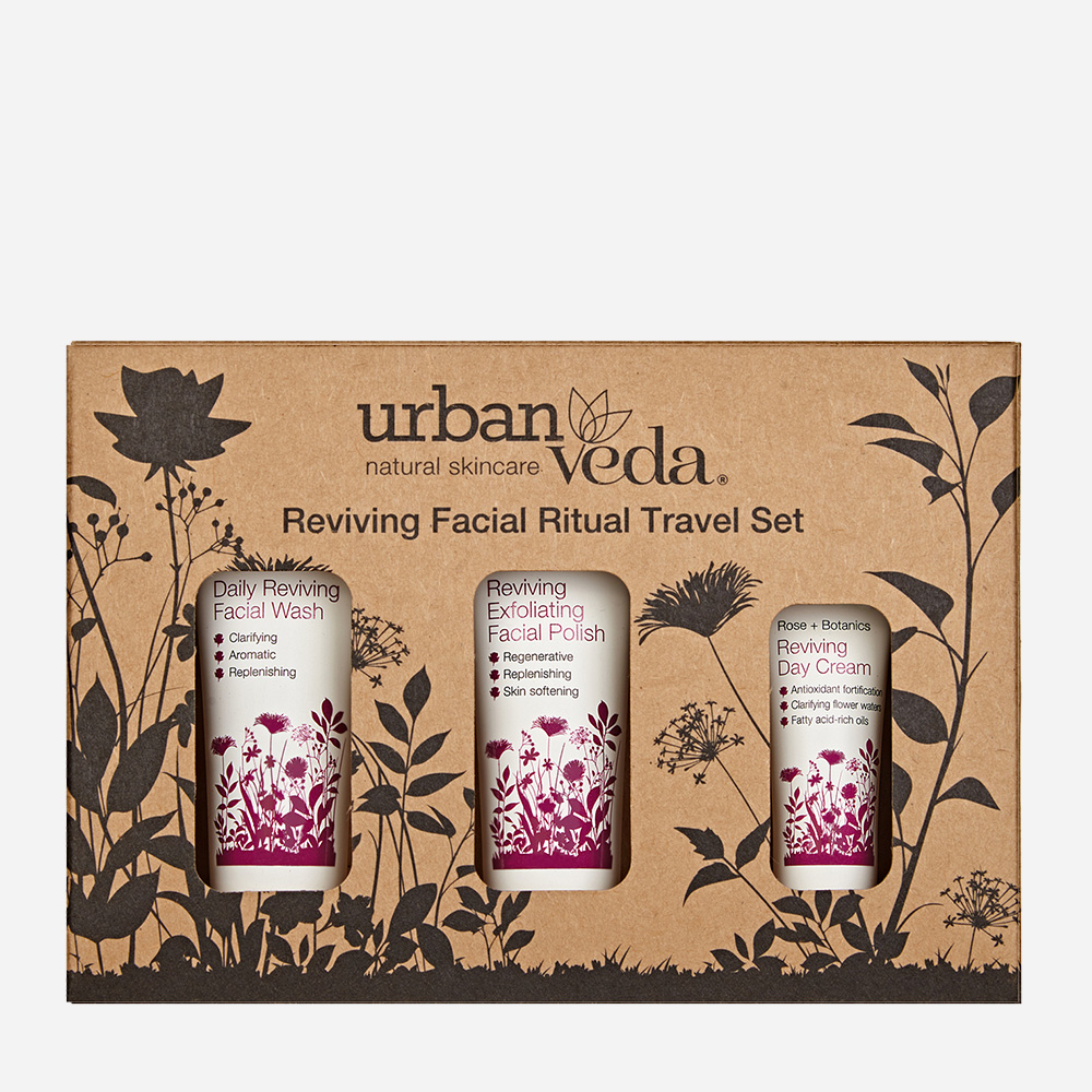 Reviving Facial Ritual Travel Set